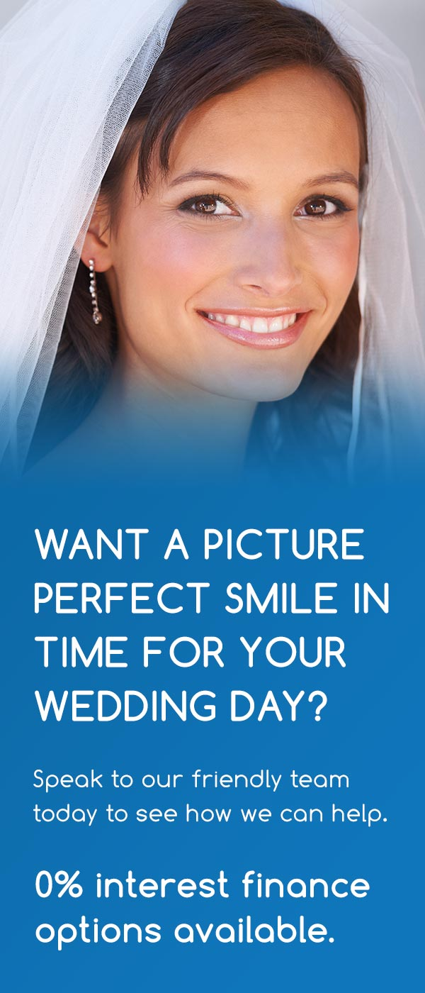 Wedding Day Smile